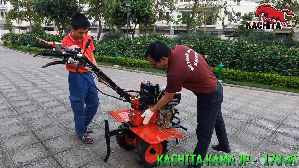 bộ lọc khí máy xới đất kachita