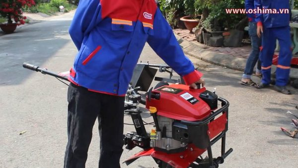 máy cắt cỏ mini Kachita