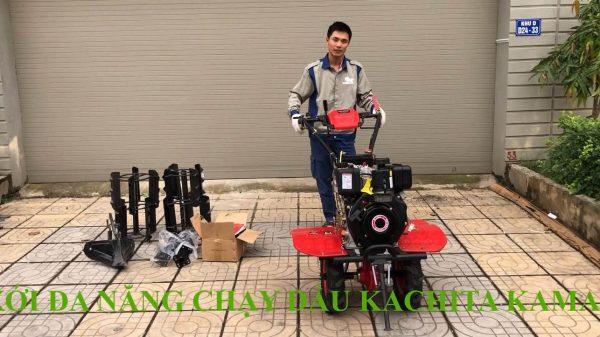 máy xới mini Kachita