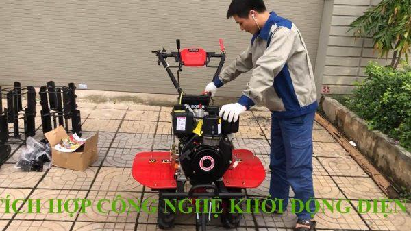 máy xới đất mini kachita