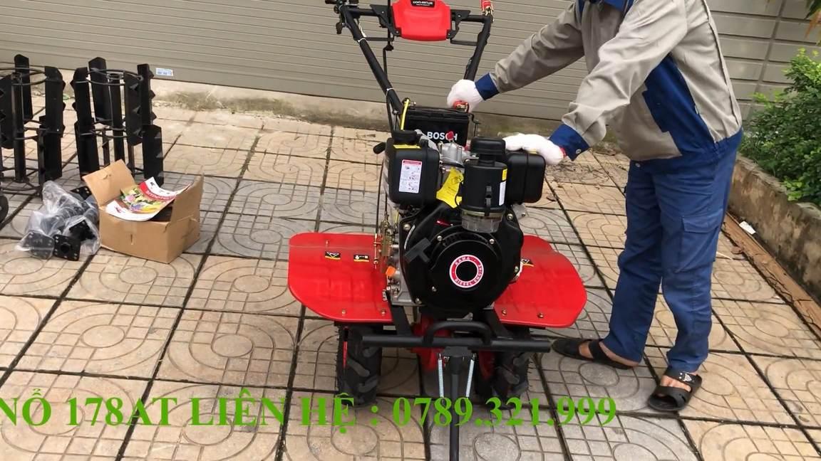 máy cắt cỏ kachita